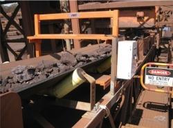 متال دتکتور ( فلزیاب ) مخصوص سنگ آهن با عیار بالا و بلت های استیل کورد